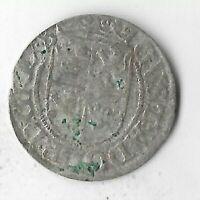 1623 Silver Thaler Rare Old Renaissance Medieval War Era Collection Coin LOT:Q42