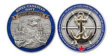 Royal Canadian Navy - Collectible Coin
