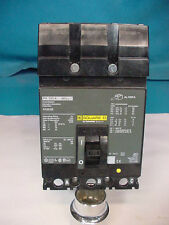 New Square D PowerPact Circuit Breaker Fh36100 100 Amp 600 V I-Line