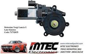 Electromotor, Winder Lancia Y Right Side 71732835
