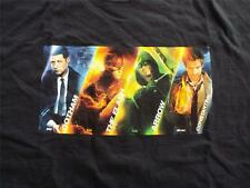 SDCC 2014 Warner Bros PROMO T-Shirt  Gotham The Flash Arrow Constantine RARE XL