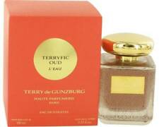 TERRY DE GUNZBURG TERRYFIC OUD L'EAU EDT Spray UNISEX 3.33 Oz / 100 ml BRAND NEW