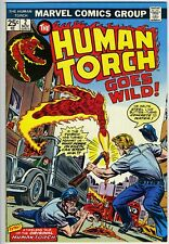HUMAN TORCH #2 - Kirby - Golden Age Human Torch story