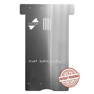 CAT SECURITY™ 16-21 Prius, Catalytic Converter Cat Shield, Protection, Defender
