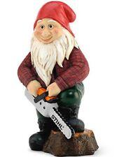Stihl Garden Gnome with chainsaw 0464 371 0010 , 04643710010 Genuine accessory