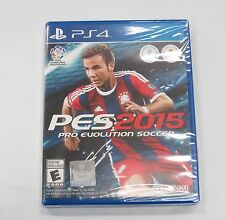 Pro Evolution Soccer 2015 PES for PS4 PlayStation 4 *NEW*