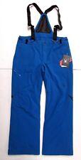 Spyder Primaloft Insulated Men's Bormio Ski Snow Pants Concept Blue XXL NWT