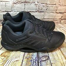 adidas Terrex AX3 Mens Black Trail Running Shoes Continental Tread Size 13