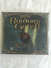 Baldour's Gate II Shadows Of AMN 4 Disc Set