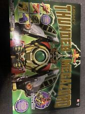 Mighty Morphin Power Rangers Legacy THUNDER MEGAZORD Complete