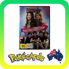 iCarly Igo One Direction (New & Sealed DVD) R4