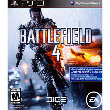 Battlefield 4 PS3 [Brand New]