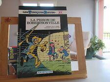 TUNIQUES BLEUES T6 1979 TTBE LA PRISON DE ROBERTSONVILLE BROCHE