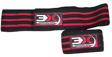 3XSports Elbow Brace Arm Wrap Support Pad Guard Gym Tennis Strap Sold As A Pair