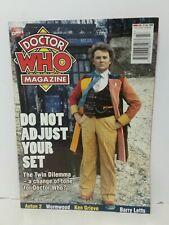 DOCTOR WHO Magazine DWM #270 October 1998