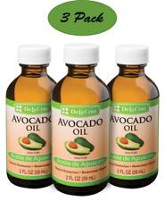 De La Cruz Pure Avocado Oil | Aceite de Aguacate | 2 Fo  (3 PACK)