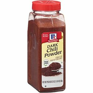 Dark Chili Powder, 20 oz