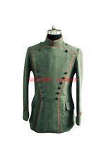 WWI German Empire Uhlan red pipped wool tunic ULANKA