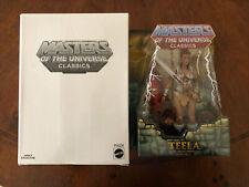 masters of the universe classics motuc Teela First Ed New