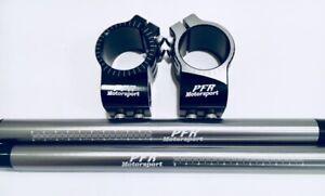 "Yamaha TZ250/350 Race Clip-Ons (35mm) ""PFR Motorsport"""