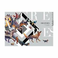 CREATURES Yamamura Le Art Works Collection Book Tokyo Dragon Monster Beast