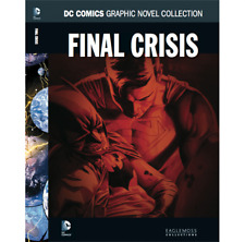 DC GRAPHIC NOVEL COLLECTION SPECIAL: FINAL CRISIS