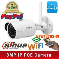 Dahua Wireless Wifi Bullet 3MP IP Camera IPC-HFW1320S-W HD IR Outdoor Camera