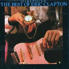 Timepieces: The Best of Eric Clapton [Audio CD] Eric Clapton …