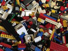 LEGO® 1 KG KILO KILOWARE STEINE BASIC TECHNIK FENSTER TÜREN RÄDER + 1 MINIFIGUR
