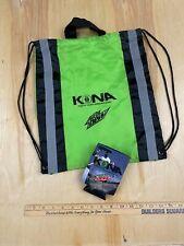 KONA skatepark 30th anniversary bag and coozie (1977-2017)
