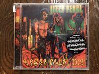 Jizzy Pearl - Vegas Must Die CD  NEW SEALED SHRAPNEL  HARD ROCK RATT L.A GUNS
