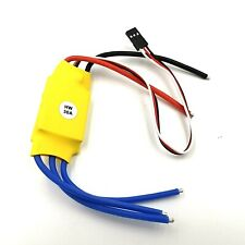 30A Brushless ESC Motor Speed Controller RC Drone Helicpoter Plane Quadcopter UK