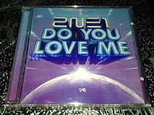 2NE1 Do You Love Me ? Digital Single CD Great Cond. Radio Promo Copy Not Sold