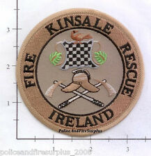 Ireland -  Kinsdale Fire Rescue Fire Dept Patch v1