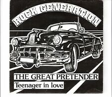 ROCK GENERATION - The great pretender