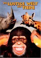 Die lustige Welt der Tiere * DVD *  NEU in Folie verpackt