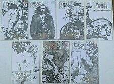 Marvel ~ Dark Tower Gunslinger Born 7 Sketch Variants Lot ~ Stephen King/Jae Lee