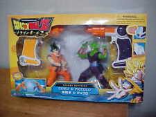 Dragonball Z 2008 Energy Battlers Goku & Piccolo Bandai NEW/ FACTORY SEALED