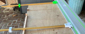 Festool Parallel Guide rail, fit on mafell/makita (alter) incra