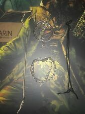 1/6 Hot ToysIron Man 3 The Mandarin MMS211 (4) Belts Stamped/Black/Gold