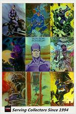 Dynamic Phantom Series 3- The Phantom Gallery Series Legend Cards Full Set (9)