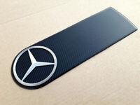 Mercedes G KLASSE W463 Rechteck Carbon Reserverad Reserveradabdeckung