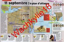Science et vie junior n°146 du 11/2001 Terrorisme 9/11 Talibans Islamisme