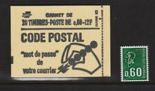 France - 1974 Marianne (Bequet) 60c. Booklet - with phosphor bands