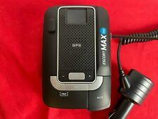 New ListingEscort Max360 Laser Radar Detector - Black - Great Condition