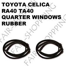 Rear Quarter Window Rubber for Toyota Celica TA40 RA40 RA42 RA43 MA46