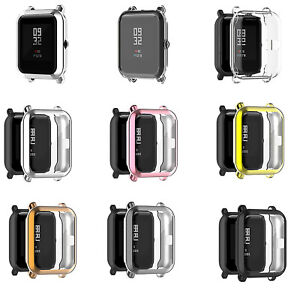 For Huami Amazfit GTS2 Mini/Pop Pro Electroplating TUP Watch Protective Case CUS