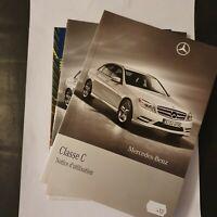 Mercedes C-Klasse Betriebsanleitung Classe C Notice d'utilisatio französisch