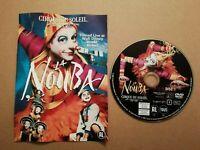 CIRQUE DU SOLEIL * LA NOUBA * DVD ( DISC ONLY ) WALT DISNEY WORLD