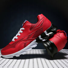 New listing Men's Casual Tennis Sneakers Outdoor Running Breathable Sneakers Shoes Fitness